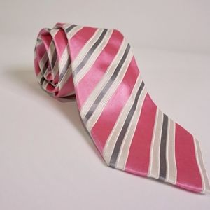 DONALD J. TRUMP SIGNATURE COLLECTION Tie Pink